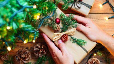 оформление подарок