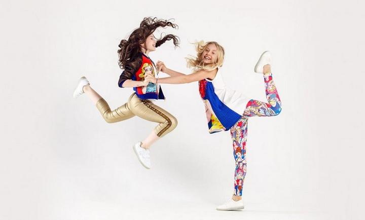 Дети-танцы