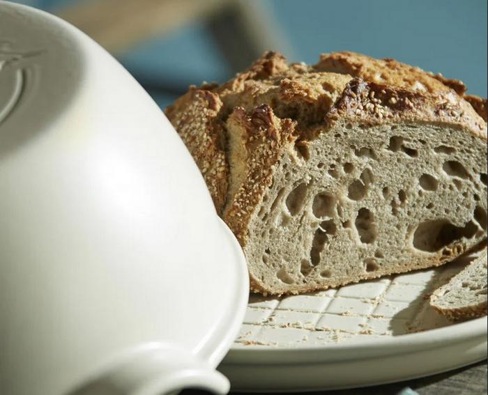 Форма для выпечки хлеба Emile Henry-опыт использования