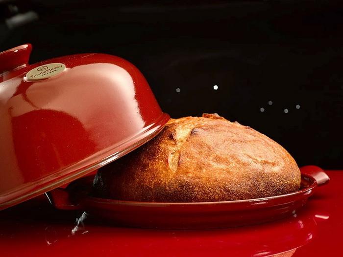 Хлеб-в форме для выпечки