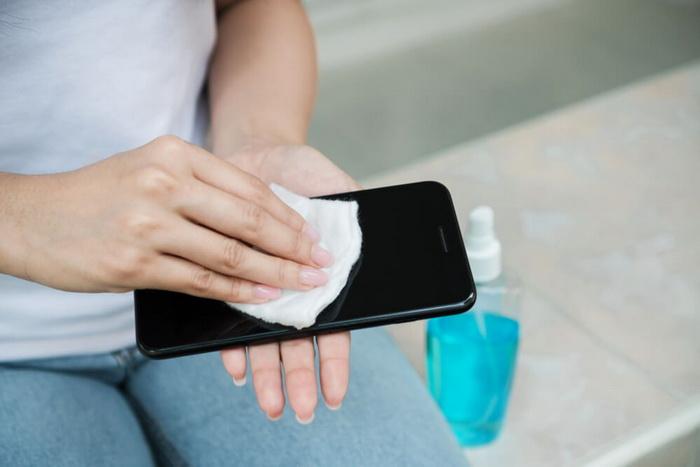 Как обеззаразить смартфон-инструкция