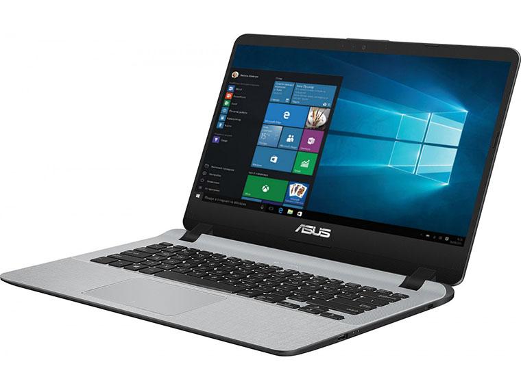 Ноутбук Asus X407UA-BV760T Grey