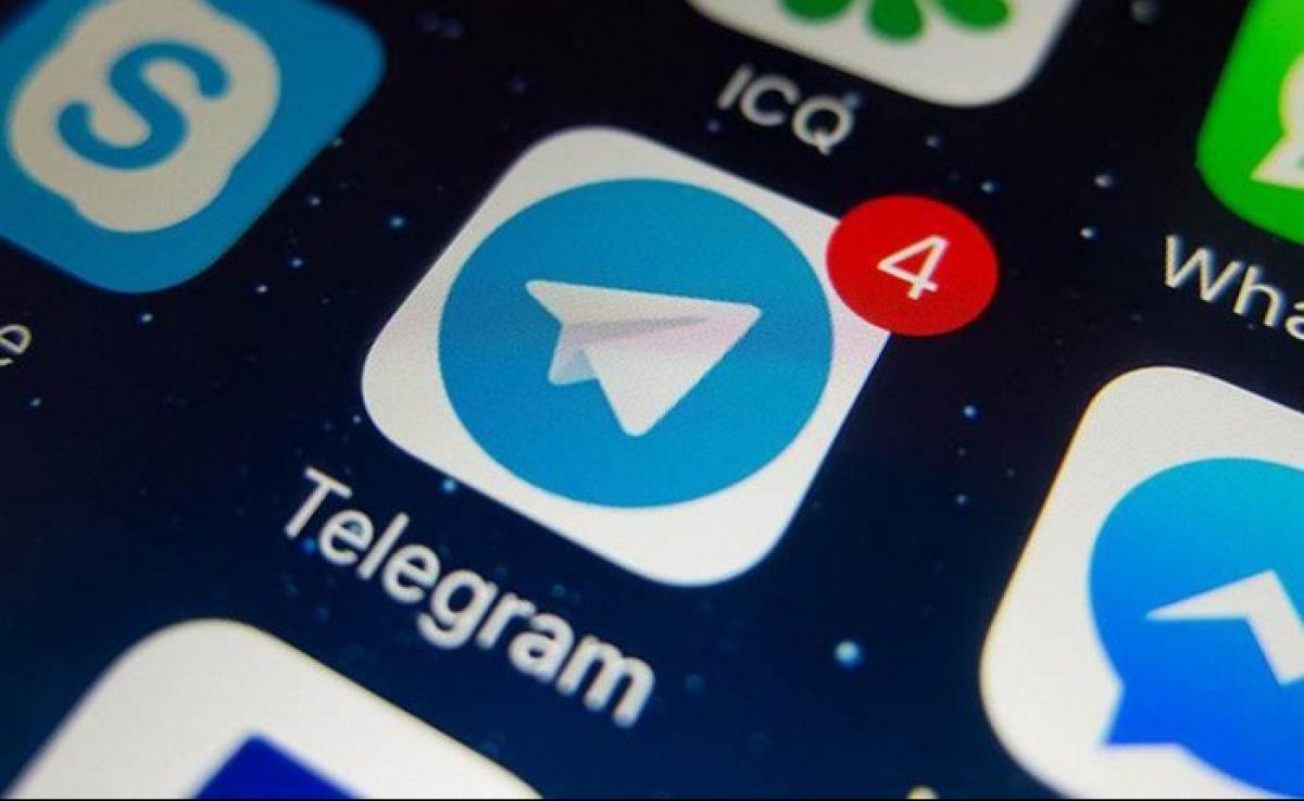 Оставайся на связи_подборка лучших мессенджеров для ПК и смартфона - иконка telegram