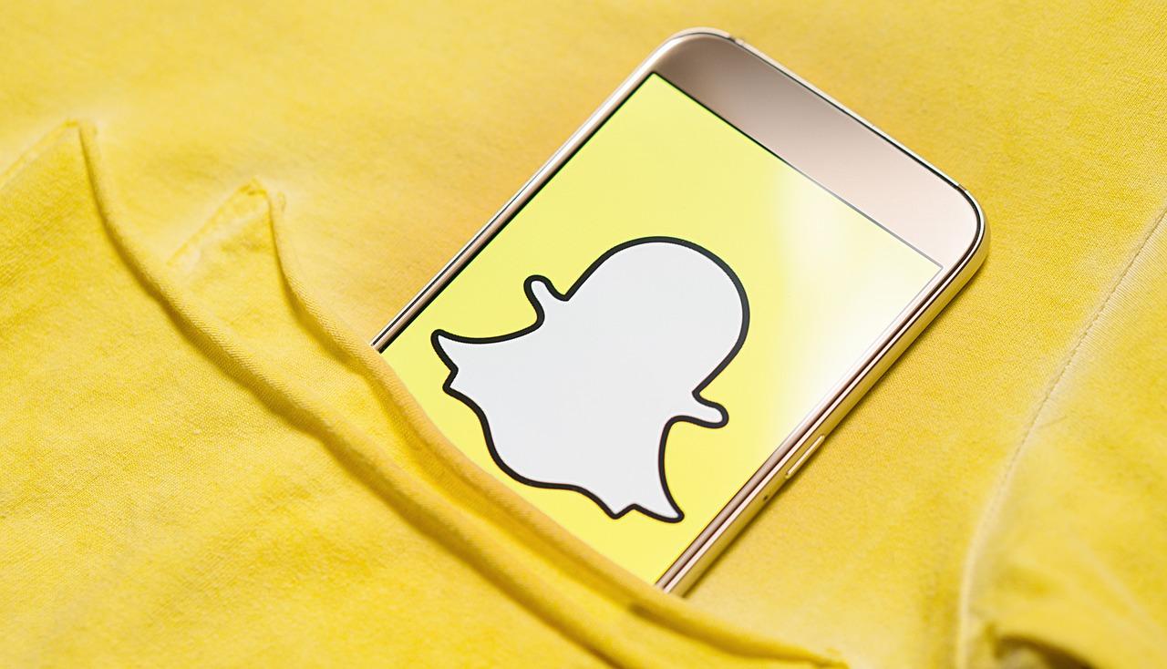 Оставайся на связи_подборка лучших мессенджеров для ПК и смартфона - лого snapchat
