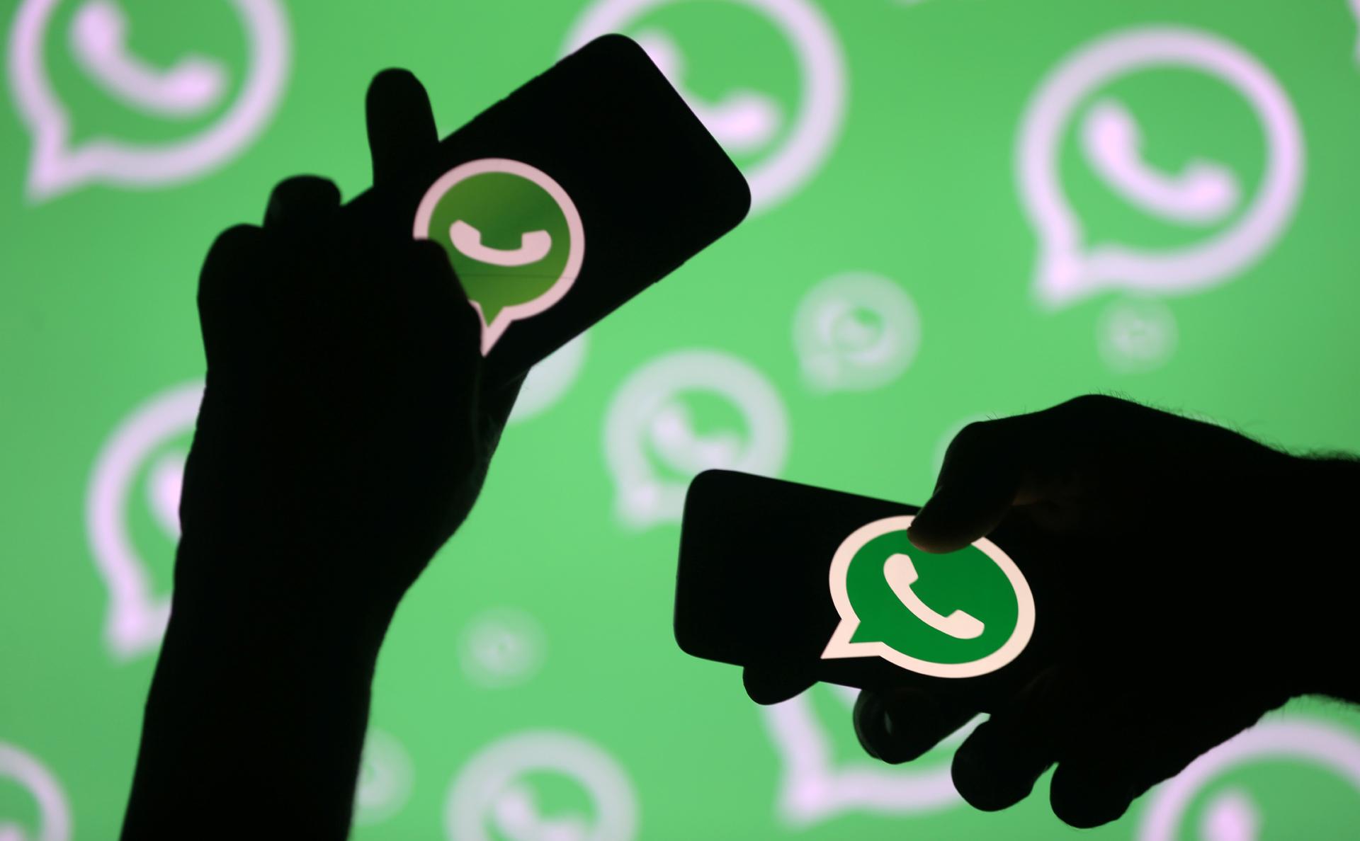 Оставайся на связи_подборка лучших мессенджеров для ПК и смартфона - лого whatsapp