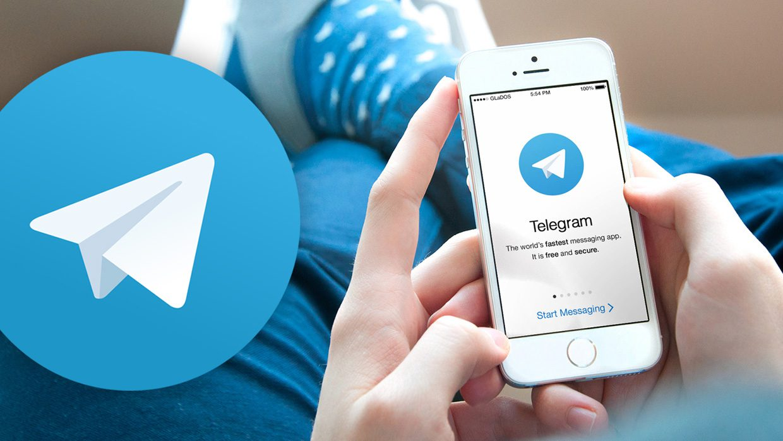 Оставайся на связи_подборка лучших мессенджеров для ПК и смартфона - telegram на смартфоне