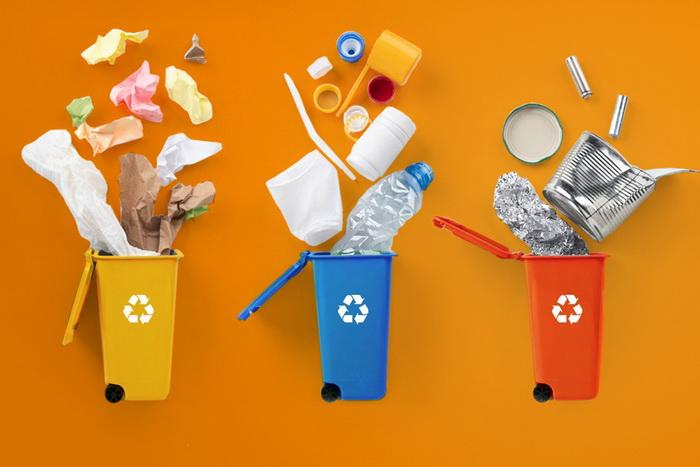 Сортировка мусора-как сберечь планету