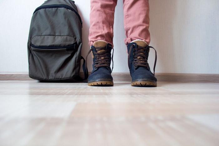Уличная обувь-как защититься от вирусов