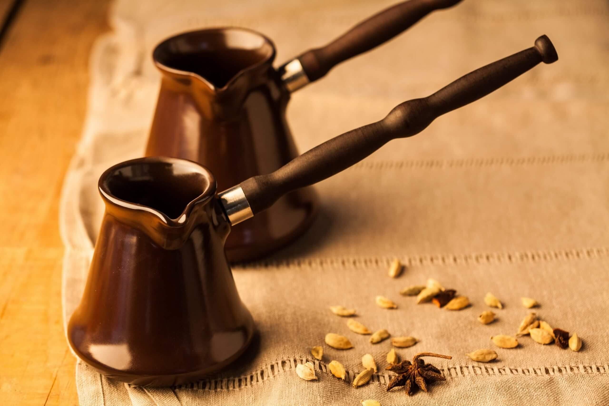 как правильно заварить кофе в турке