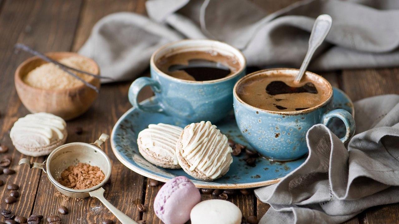 як готувати каву в турці