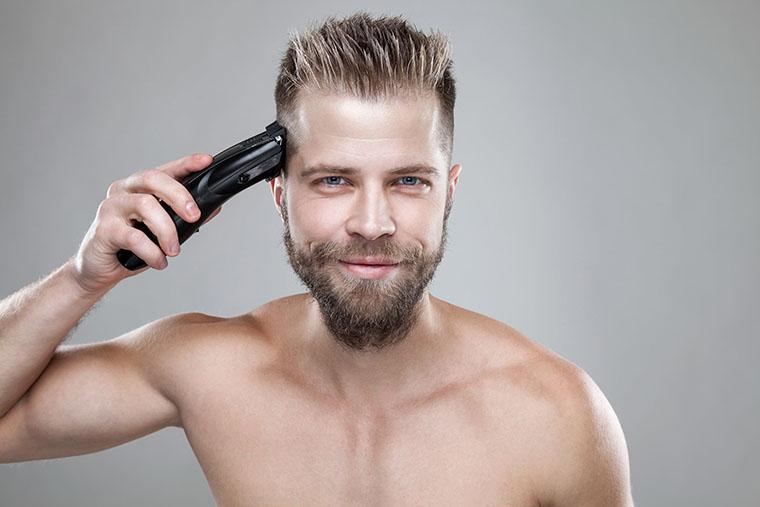 Чоловіча стрижка