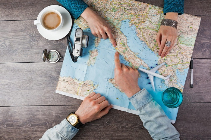 Путешествия-планы