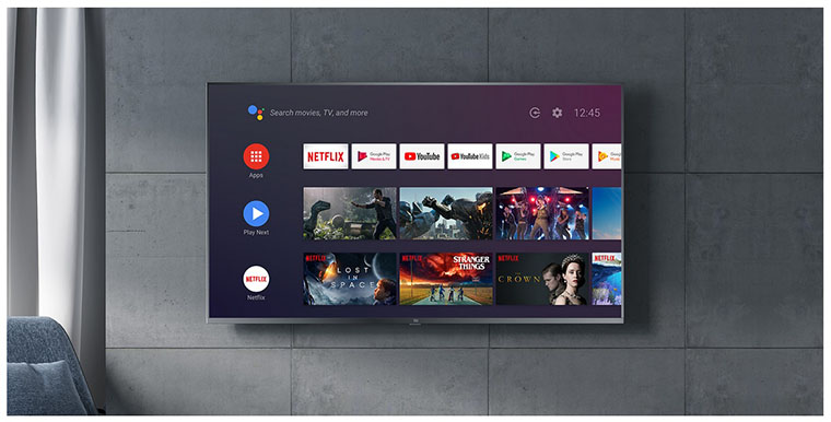 Xiaomi Mi TV UHD 4S 55