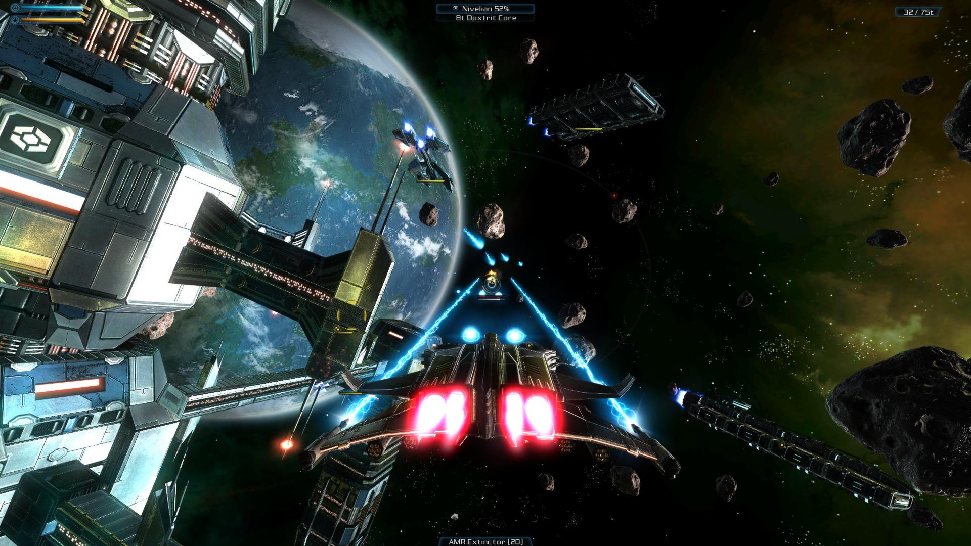 9 игр для андроид, работающих без интернета - galaxy on fire 2