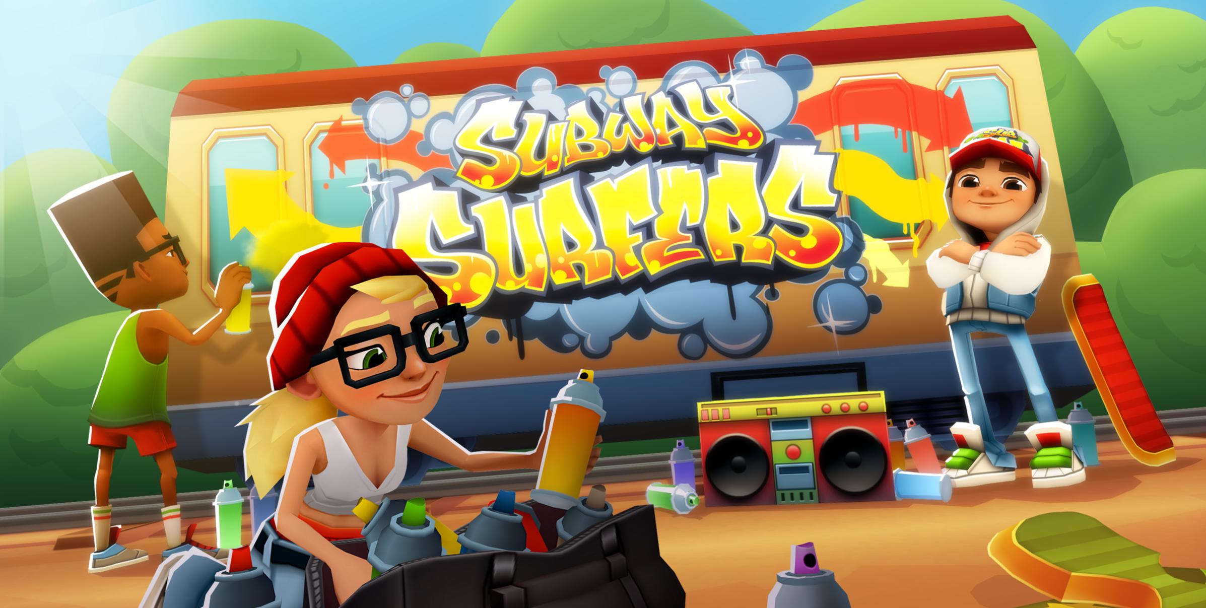 9 игр для андроид, работающих без интернета - subway surfers