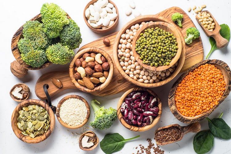 Белковые продукты-здоровый рацион