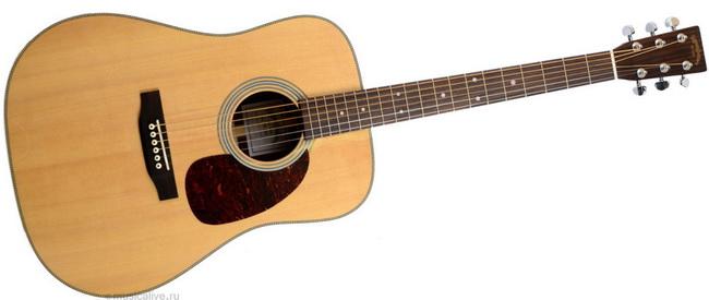 Дредноут-гитара