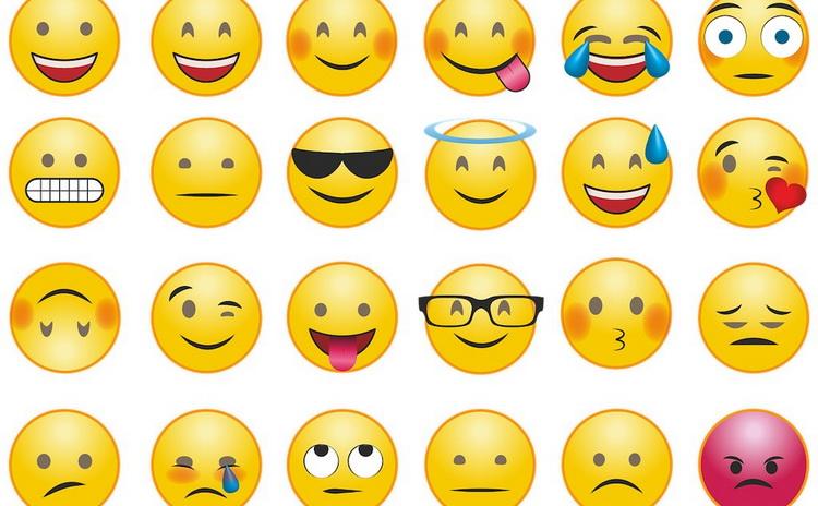 Эмодзи-как передать эмоции в тексте.
