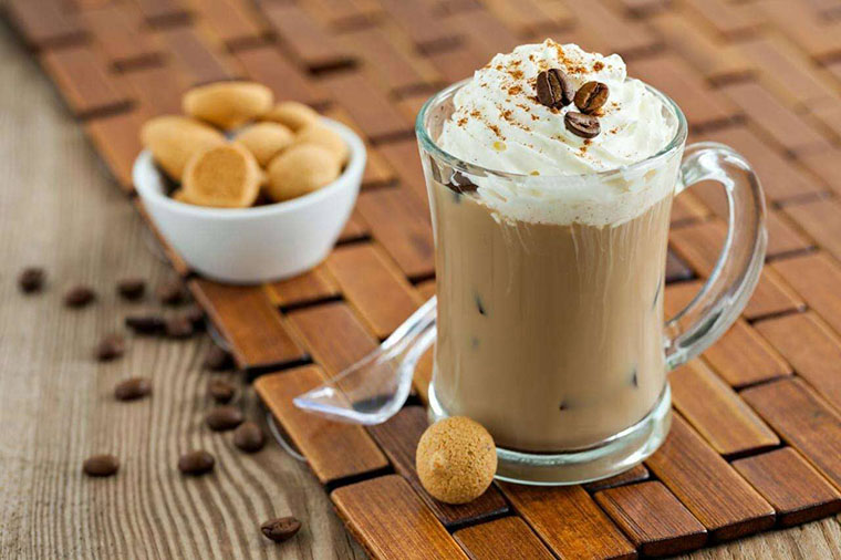 Кофе пломбир