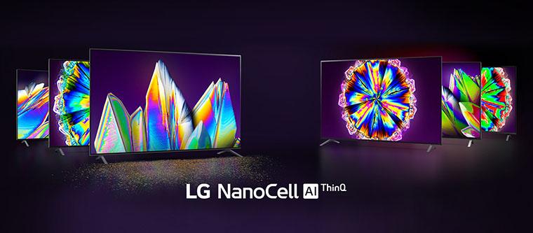LG NanoCell Lineup 2020