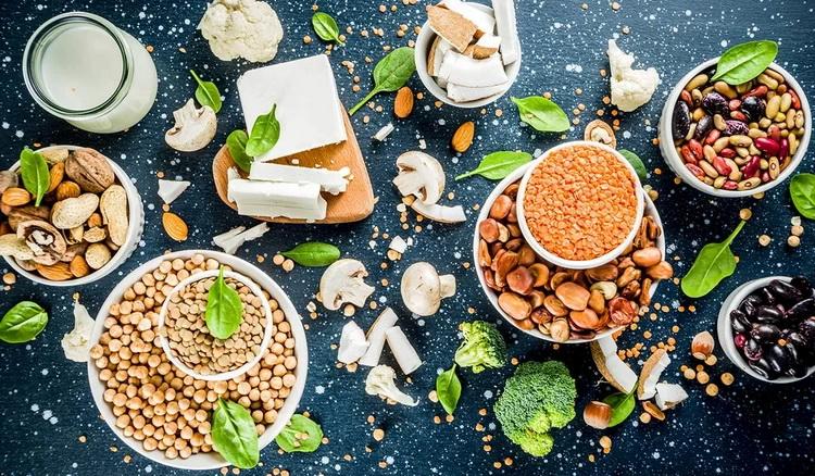 Растительный белок-продукты
