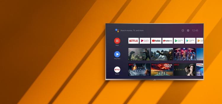 Xiaomi Mi TV UHD 4S-контент для телевизора