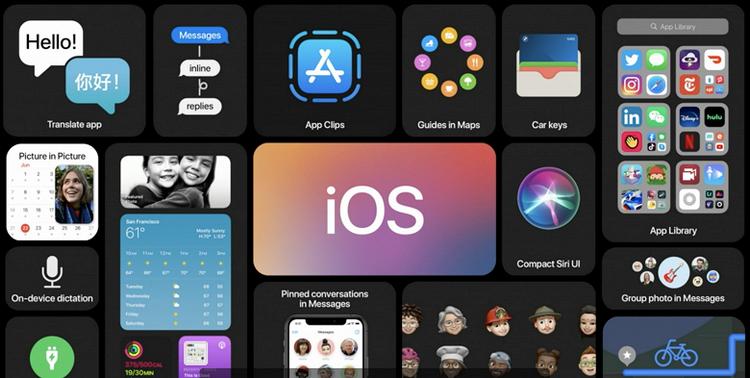 фото iOS 14-скриншот