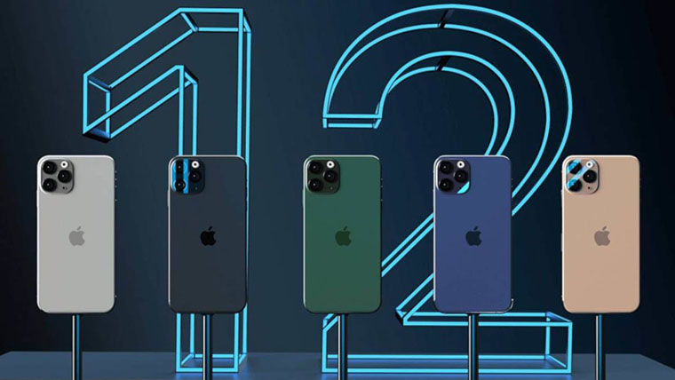 Лінійка 12 айфони
