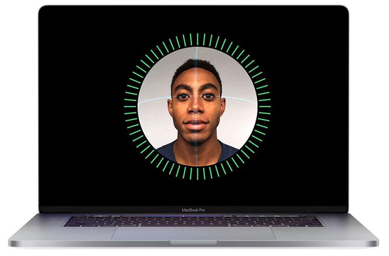 MacBook Face ID