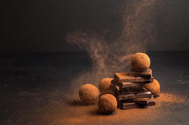 Шоколад-трюфель