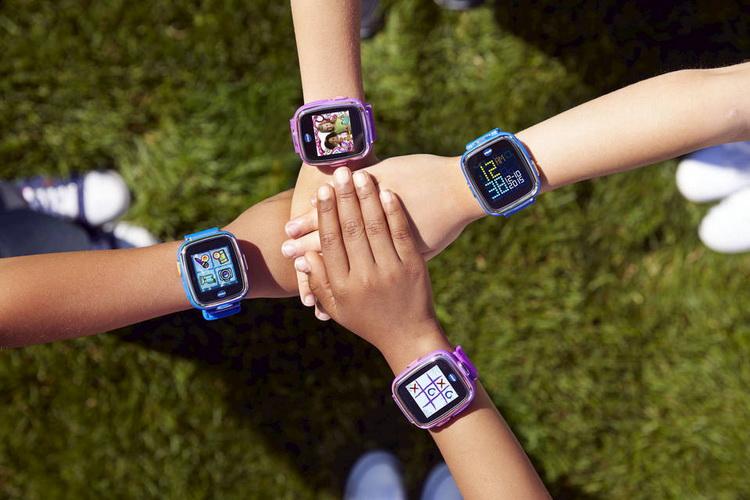 Детские смарт-часы-фото