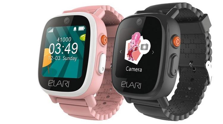 Elari FixiTime 3-умные часы