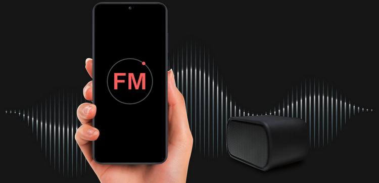 Huawei y6p-встроенное радио