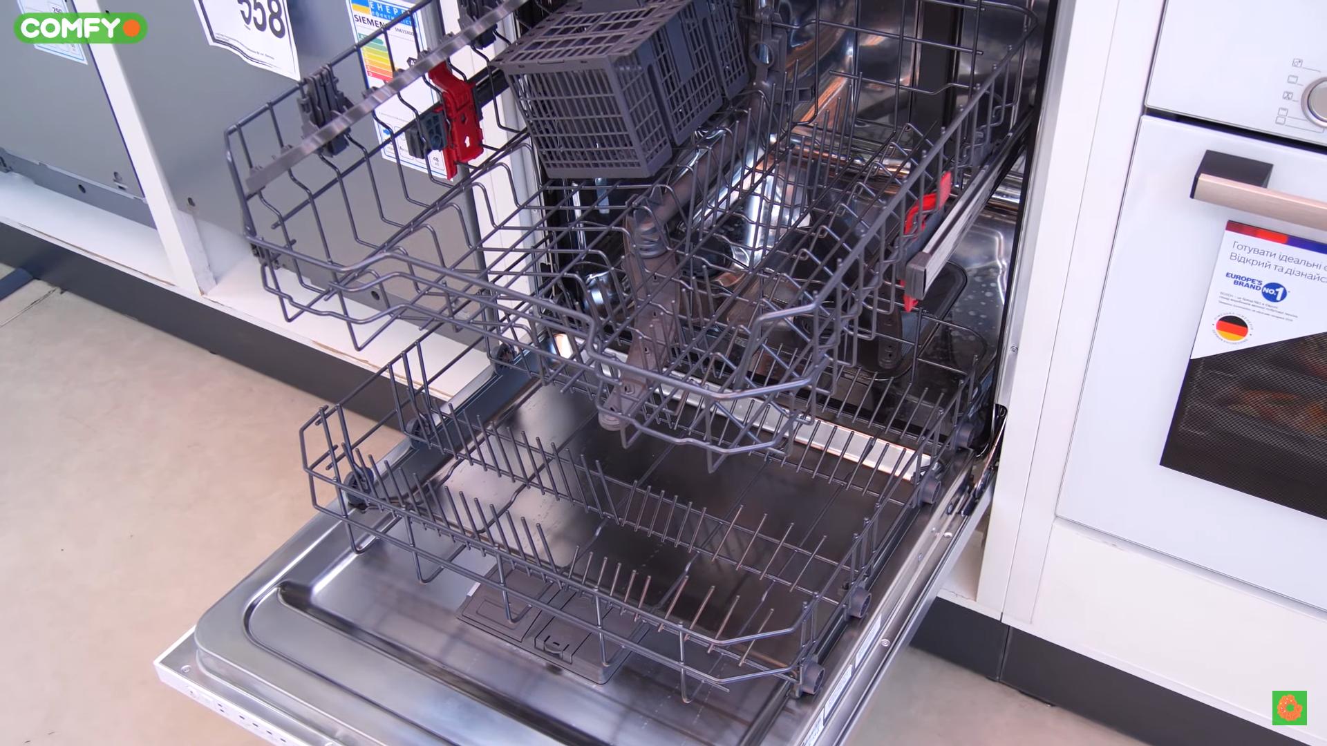 Корзины посудомойки