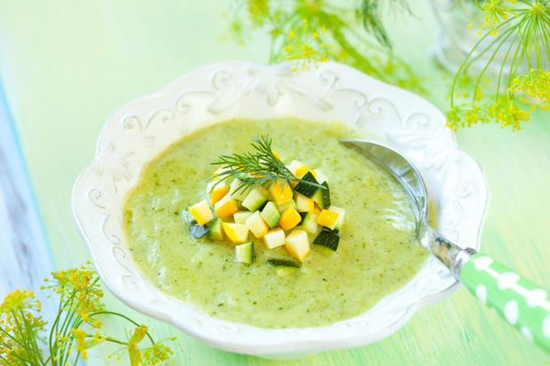 Крем-суп-из кабачков