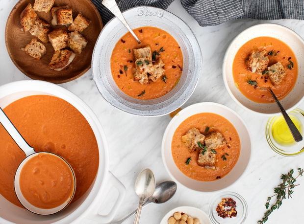 Крем-супы-ассорти