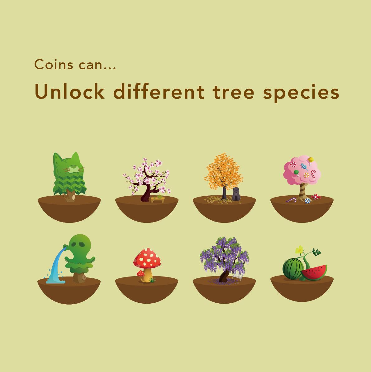 Модификации деревьев