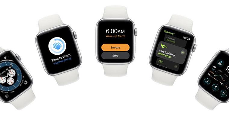 сApple Watch 5