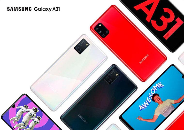 Samsung Galaxy A31 4 64Gb