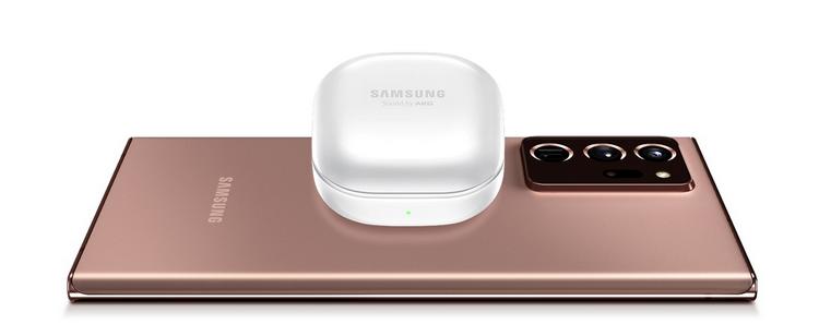 Samsung Galaxy Buds Live-зарядка