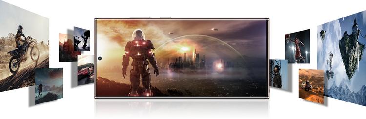 Samsung Galaxy Note 20 Ultra-мощность