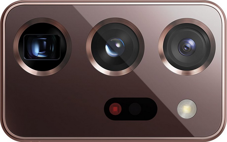 Samsung Galaxy Note 20 Ultra-основная камера