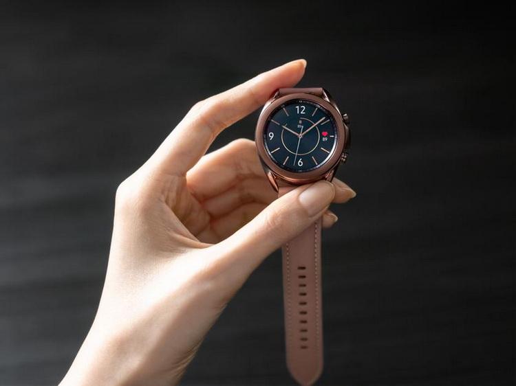 Samsung Galaxy Watch 3 Mystic Bronze-новинка опыт использования