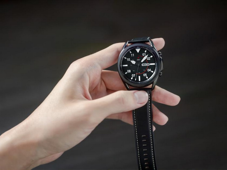 Samsung Galaxy Watch 3-SMART-новинка опыт использования