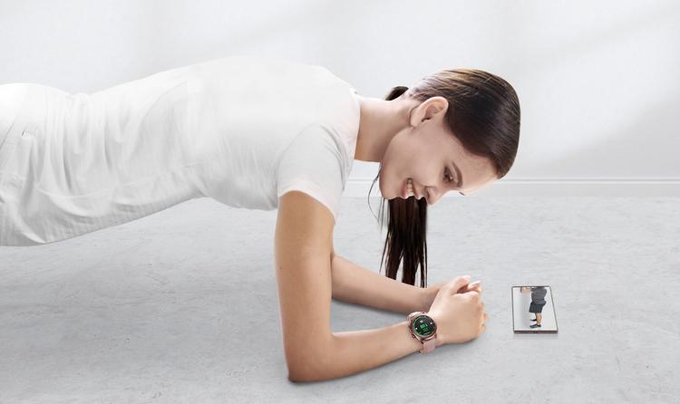 Samsung Galaxy Watch 3-умные часы для спорта