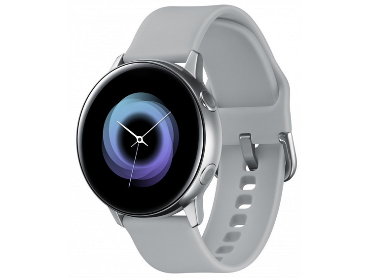 Samsung Galaxy Watch Active-Silver