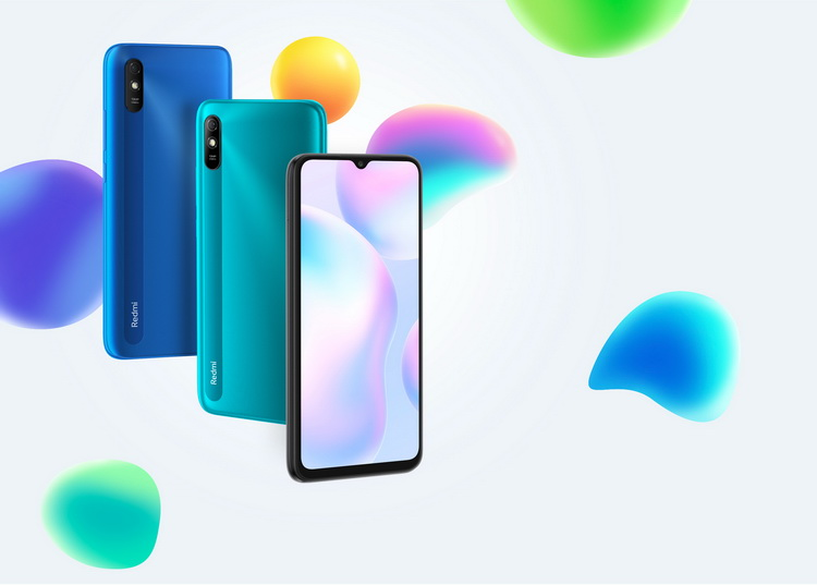 Xiaomi 9A-разные ракурсы