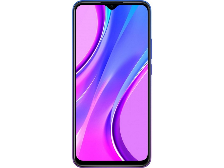 Xiaomi Redmi 9 Sunset Purple-дисплей