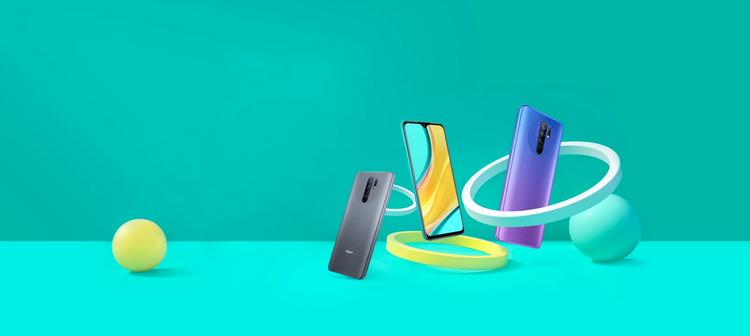 Xiaomi Redmi 9-имиджевая картинка