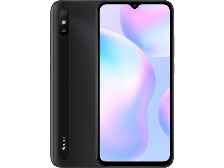 Xiaomi Redmi 9A Granite Gray-ракурсы